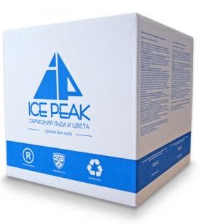 Краска для льда ICE PEAK